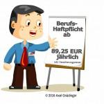 Günstige Angebote zur Berufshaftpflichtversicherung